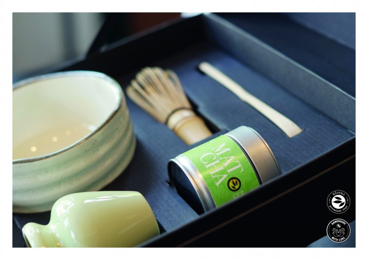 Presentbox Beginner's Matcha